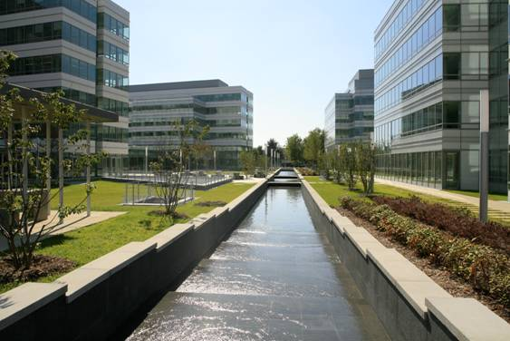 Dassault Systems Headquarters and Campus Velizy